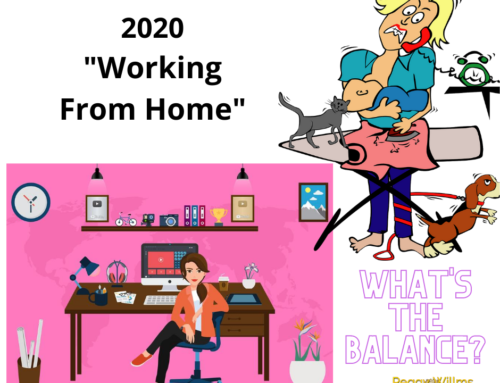 """Working"" From Home in 2020"